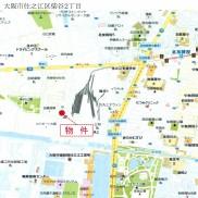 売2182(住之江区柴谷 売倉庫・工場)
